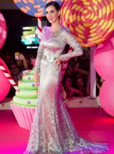 Katy Perry at the Katy Perry: Part of Me premiere in Brazil