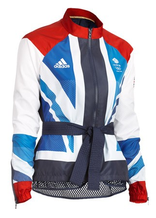 Adidas by Stella McCartney Team GB jacket, £80