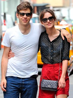 Keira Knightley &amp; James Righton