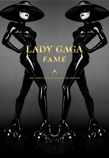 Lady Gaga fame ad