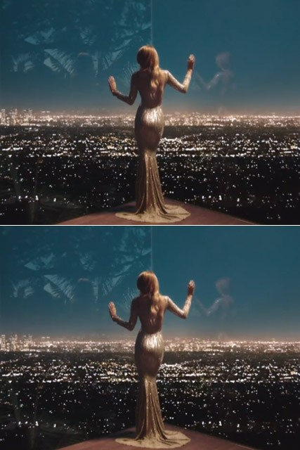 Blake Lively in the new Gucci Premiere fragrance advert