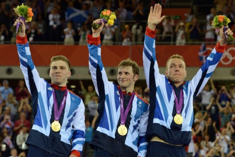 Olympic Medal Winners 2012