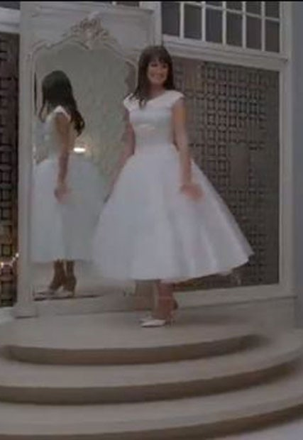 glee, ryan murphy, bridesmaids tribute, marie claire, marie claire uk