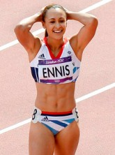 Jessica Ennis - London Olympics 2012 - Marie Claire - Marie Claire UK