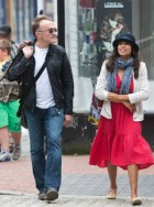 Rosario Dawon and Danny Boyle - Weird Celebrity Couples - Marie Claire - Marie Claire UK