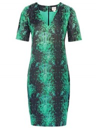 Reiss Jarina cocoon dress