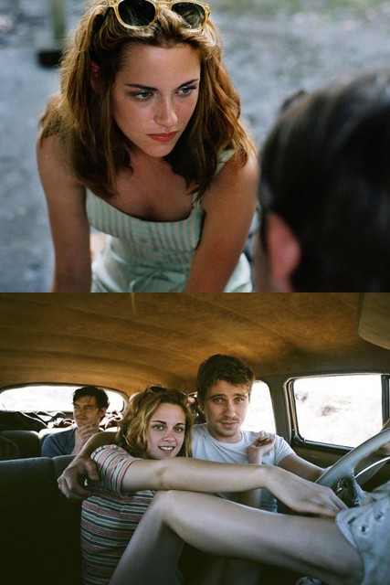 Kristen Stewart in On the Road