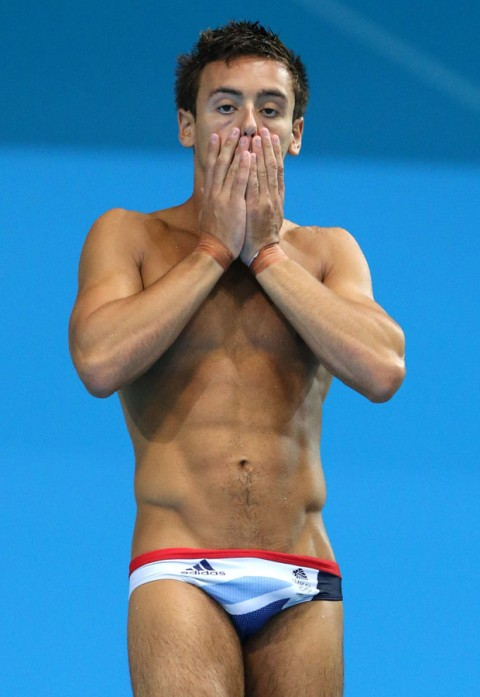 Tom Daley - Hottest Olympic Swimmers 2012 - London 2012 - Marie Claire - Marie Claire UK
