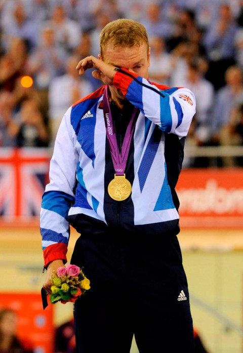 Chris Hoy - London 2012 Olympics - Marie Claire - Marie Claire UK