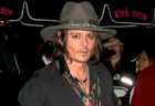 Johnny Depp steps out for the first time since Vanessa Paradis split