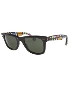 Ray-Ban 2140 3D Blocks Multicolour Wayfarers