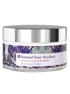 National Trust Woodland Beechwood and Bramble Body Butter - Beauty Buy of the Day - Marie Claire - Marie Claire Online