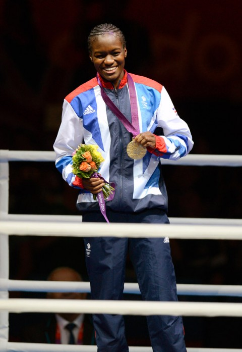 Nicola Adams - olympic gold medal for boxing