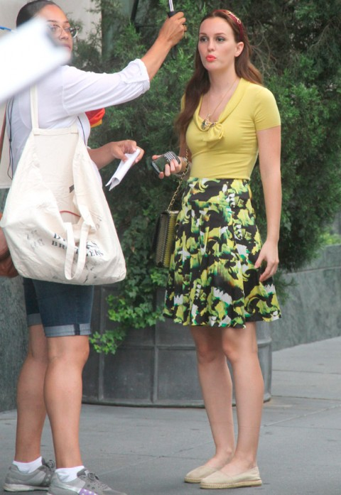 Leighton Meester - Gossip girl season six