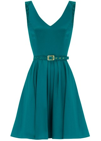 Oasis skater dress, &pound;65