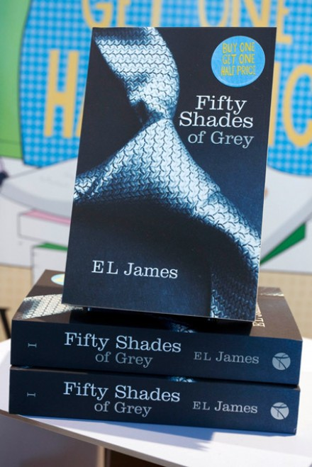 EL James to launch Fifty Shades of Grey fashion line