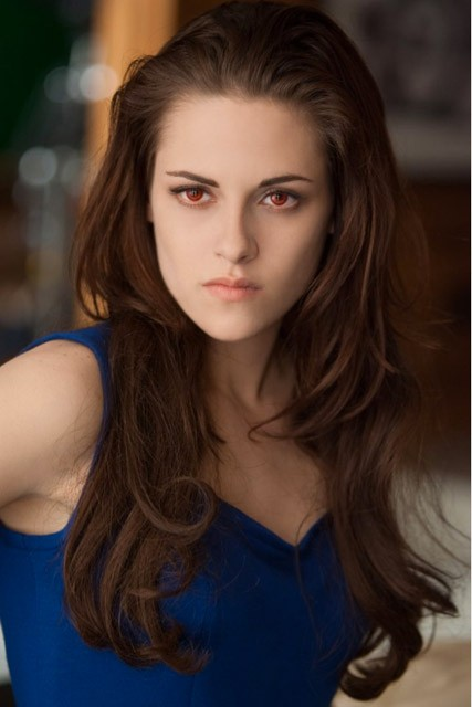 Kristen Stewart in Twilight Breaking Dawn: Part 2