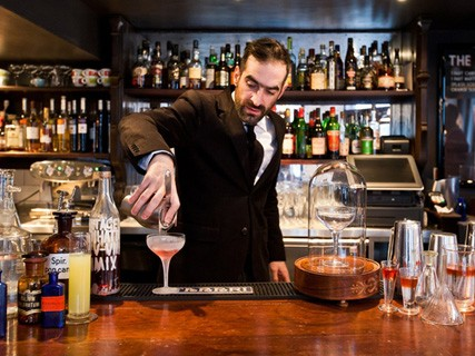 London drinking haunts: off the beaten track