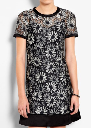 Marc by Marc floral lace dress, £290