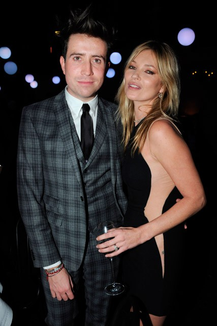 Kate Moss gives Nick Grimshaw bad career advice