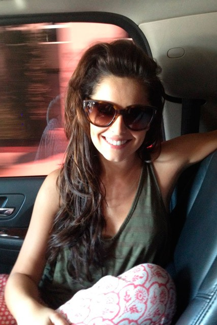 Cheryl Cole/Twitter. Previous picture