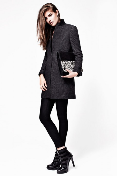 All Saints autumn/winter 2012 lookbook pictures