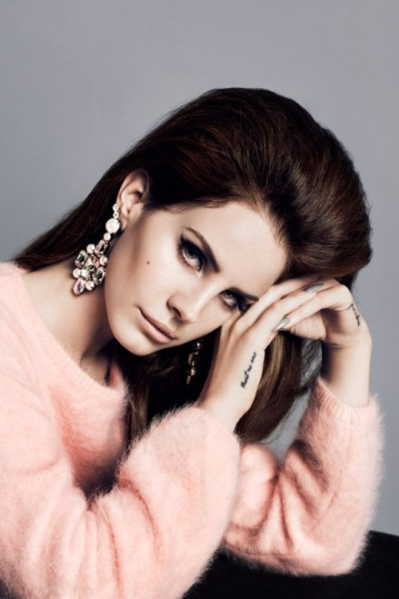 Lana Del Rey for HM garticle