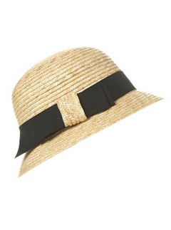 Topshop Cloche Hat