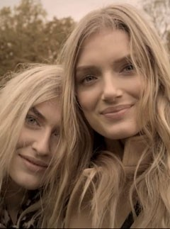 Lily and Aurelia Donaldson