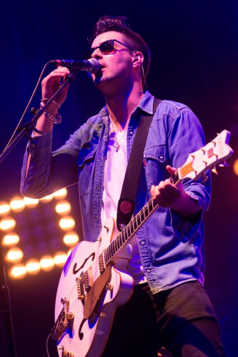The Courteeners at Reading Festival 2012