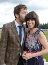 Dawn Porter and Chris O'Dowd