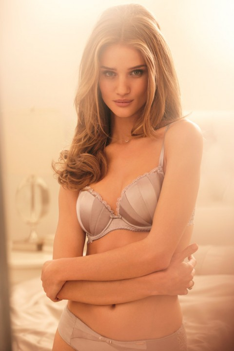 Rosie Huntington-Whiteley for M&amp;S