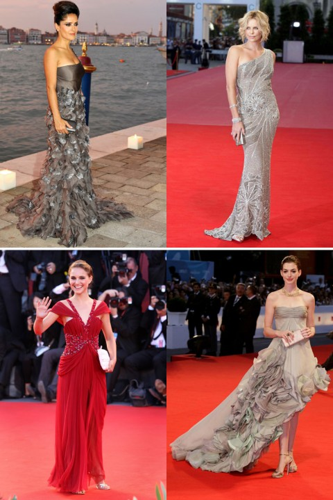 Best Venice Film Festival Fashion