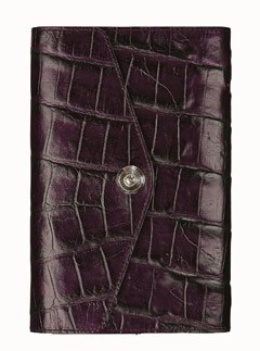 Temperley for Filofax Violet 
