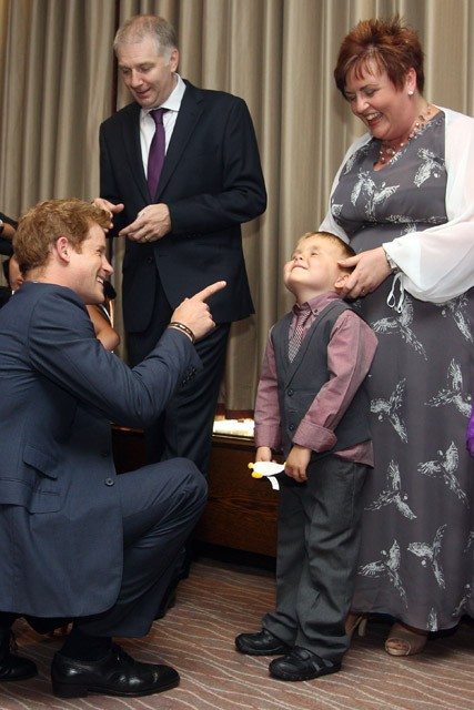 Prince Harry at WellChild Awards