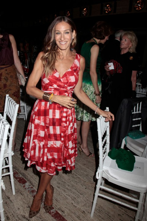 Sarah Jessica Parker at the Couture Council Artistry of Fashion Award Luncheon