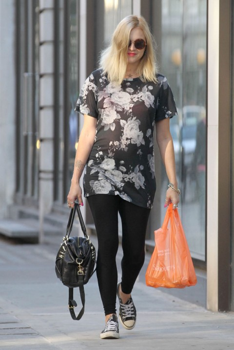 Fearne Cotton&#039;s pregnancy style