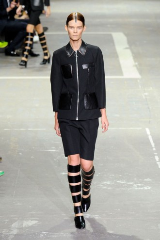 Alexander Wang - New York Fashion Week Spring Summer 2013 - Marie Claire - Marie Claire UK