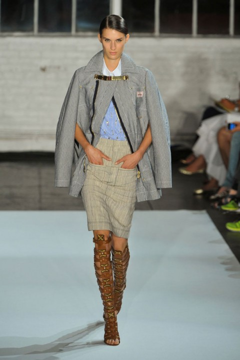 Altuzarra - New York Fashion Week Spring Summer 2013 - Marie Claire - Marie Claire UK
