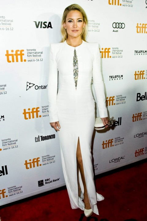 Kate Hudson at the Toronto Film Festival 2012