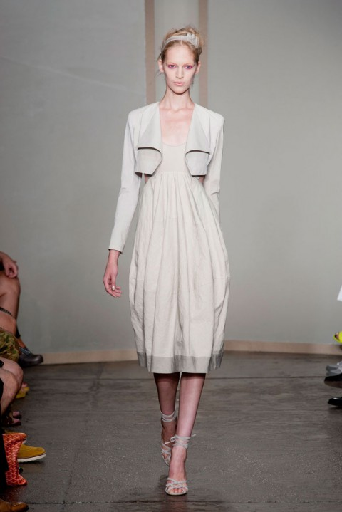 Donna Karan - New York Fashion Week Spring Summer 2013 - Marie Claire - Marie Claire UK