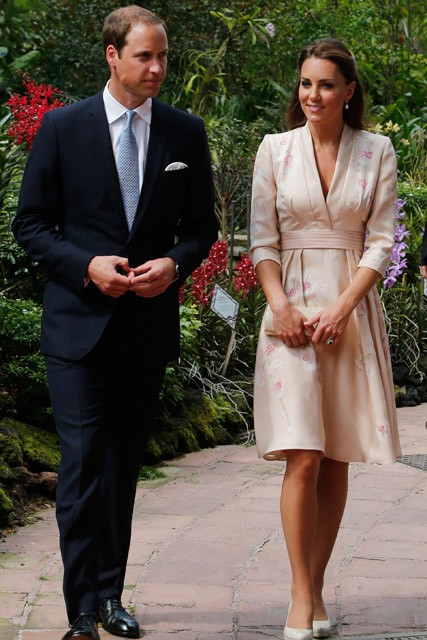 Kate Middleton and Prince William begin Jubilee Tour