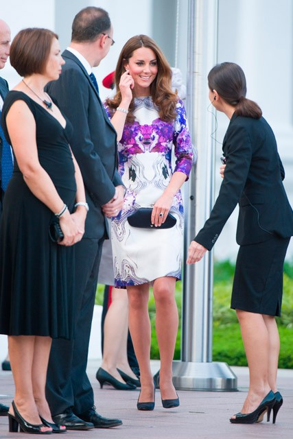 Kate Middleton wears Prabal Gurung Dress on Jubilee tour