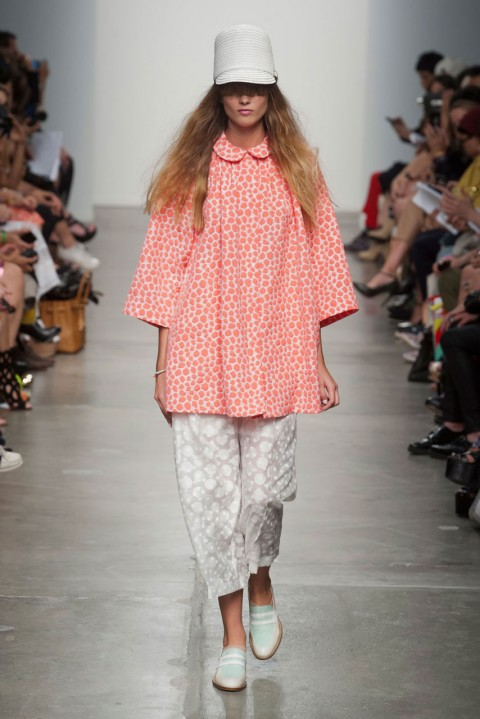 Karen Walker - New York Fashion Week Spring Summer 2013 - Marie Claire - Marie Claire UK