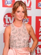 Millie Mackintosh at the TV Choice Awards