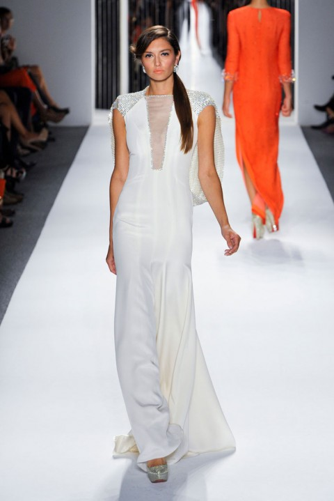 Jenny Packham - New York Fashion Week Spring Summer 2013 - Marie Claire - Marie Claire UK