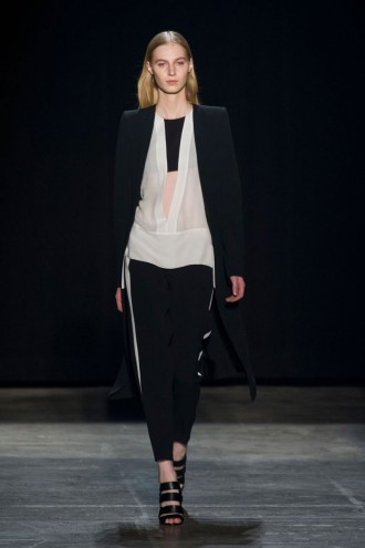 Narciso Rodriguez - New York Fashion Week S/S 2013 - Marie Claire - Marie Claire UK