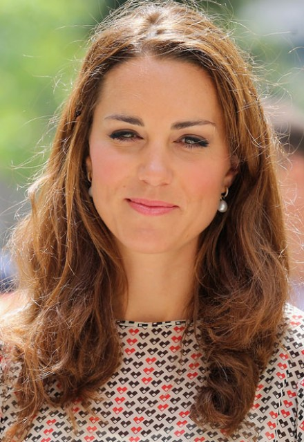 �kate middleton�s hair is leading the way� says