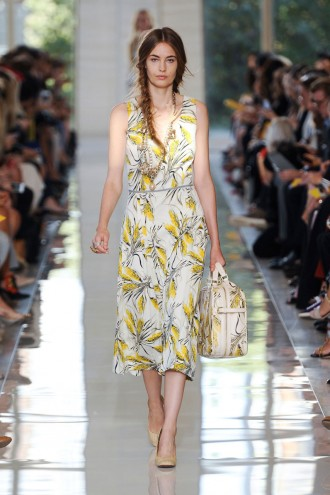 Tory Burch S/S 2013 - New York Fashion Week Spring Summer 2013 - Marie Claire - Marie Claire UK
