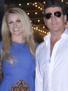 Britney Spears at X Factor US premiere